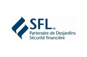 Logo SFL Partenaire de Desjardins sécurité financière